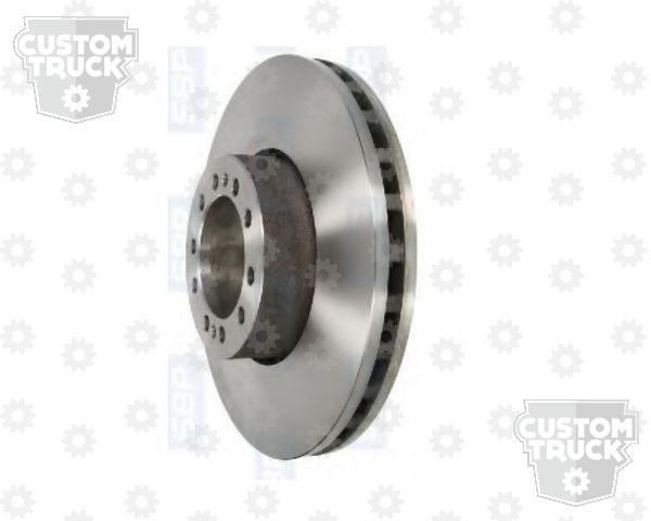 диск тормозной renault magnum 2008